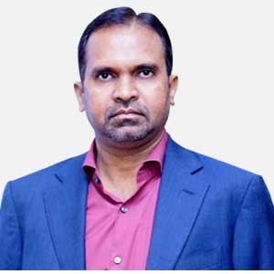 rajapushpa properties owner - Executive director Mr.P Sreenivas Reddy